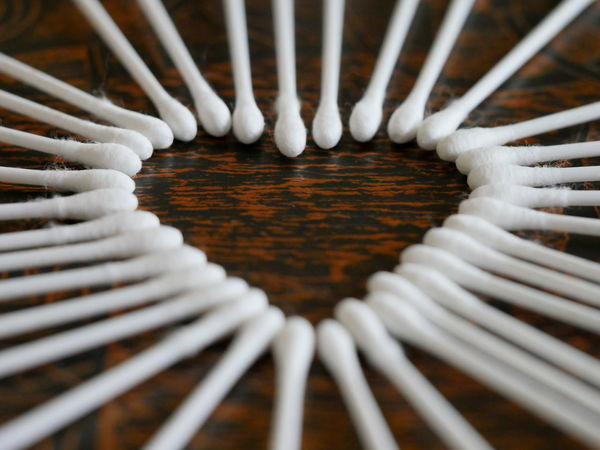 Abstract Cotton Swab Creative Creative World Heart Ideas Indoors  Macro No People Pattern Perspective Q-tips Selective Focus Taking Photos Beautifully Organized Close-up Close Up From My Point Of View Fragility Backgrounds Art Is Everywhere