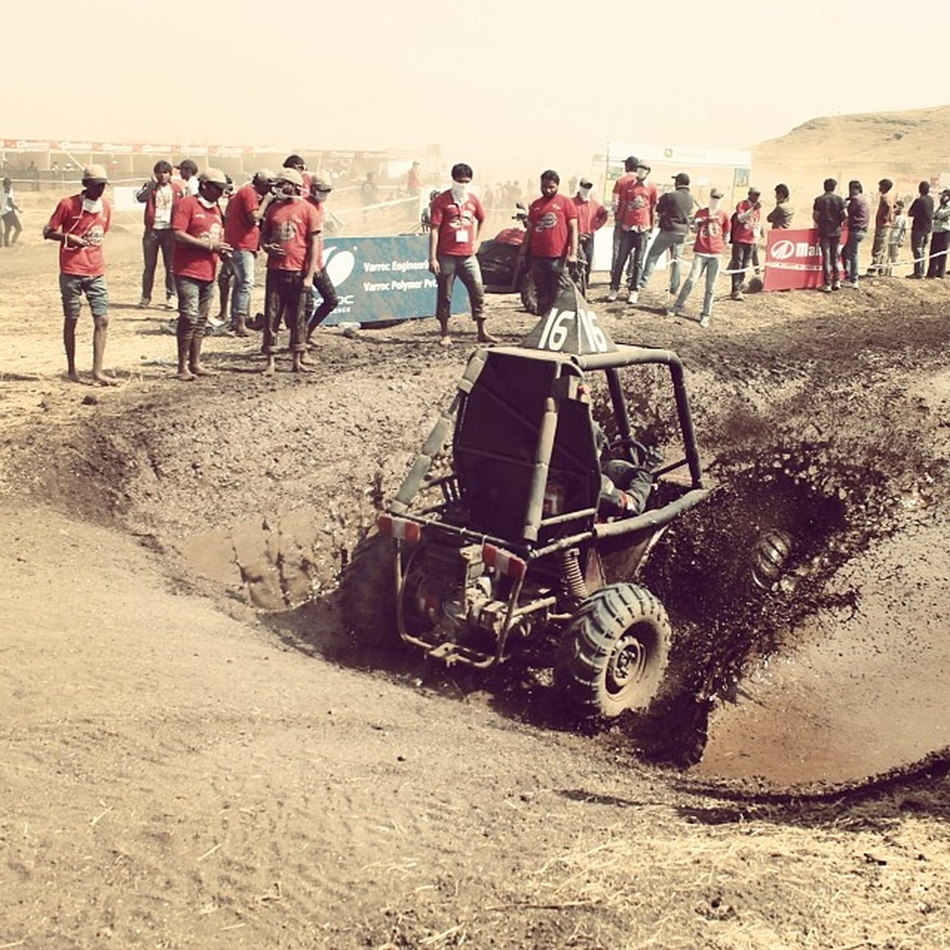 Baja Baja2014 Cars Mud dirty racing atv class event