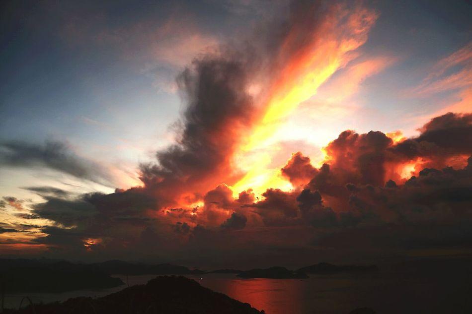 Beautiful stock photos of heaven, Beauty In Nature, Cloud - Sky, Idyllic, Lake
