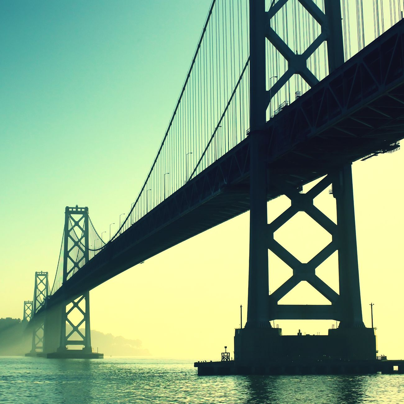 Baybridge Bridge SF San Francisco