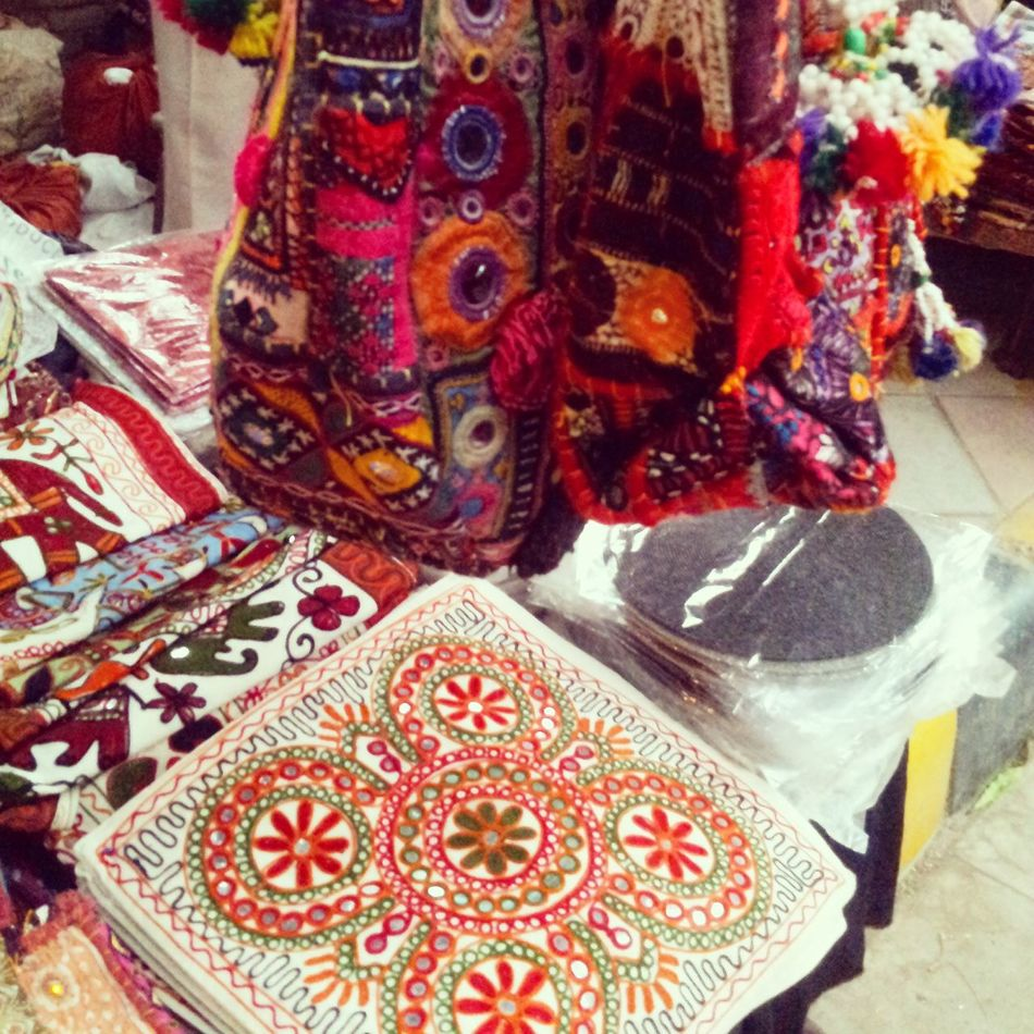 """coz colours are beutiful"" Shopping Colors Colourful Delhi"