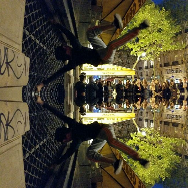 Streetart Streetdancer Paris ❤ MadebyMe ☝✌ Photoshop