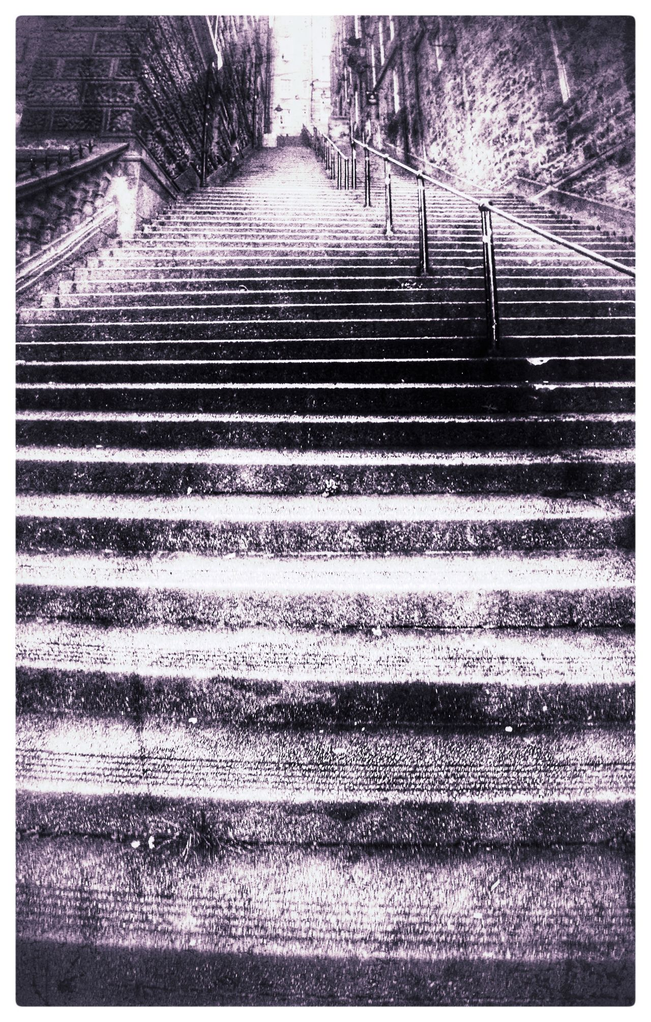 Stairway City Life Monochrome Ageless Stairs Edinburgh Streetphotography EyeEm Best Shots EyeEm Gallery Eye4photography  EyeEmBestPics Eye4black&white