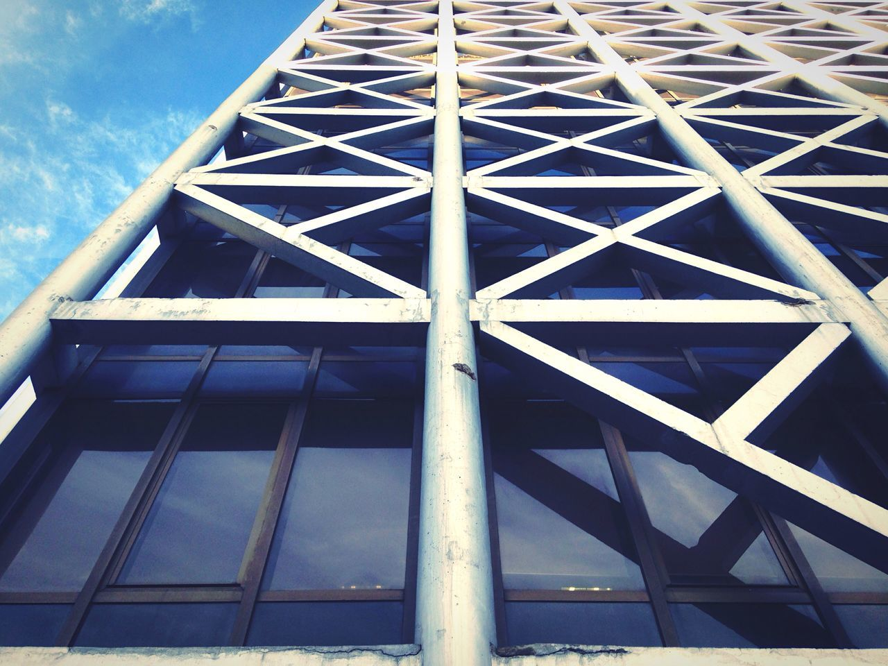 architecture, built structure, low angle view, day, no people, outdoors, building exterior, sky