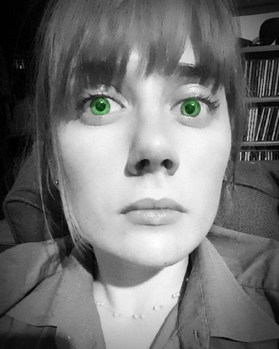 Green eyed monster Taking Photos Snapchat Green Eyes Relaxing Envious Hello World