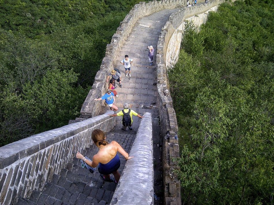 Thegreatwall Great Wall Of China Wall China ASIA Outdoors Miles Away great wall - great walk! Neighborhood Map Live For The Story The Street Photographer - 2017 EyeEm Awards The Architect - 2017 EyeEm Awards