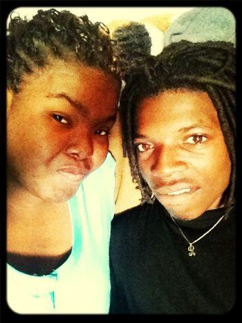 My friend & me....!!!