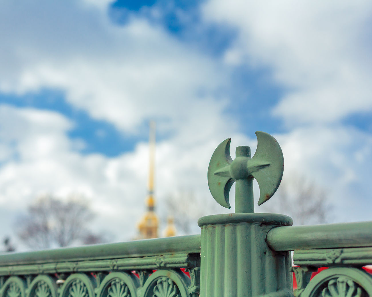 Beautiful stock photos of russia, Cloud - Sky, Day, Focus On Foreground, Metal