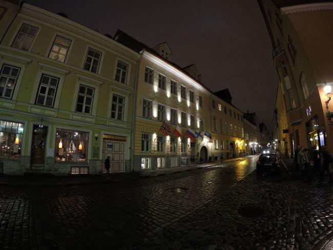 Taking Photos Estonia Tallinn Night Hello World Hanging Out Enjoying Life Streetphotography Building