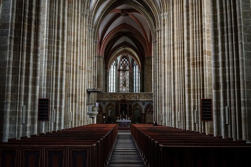 Chruch Kirche Meissen Cathedral Architecture Meißen No People Religion Spirituality