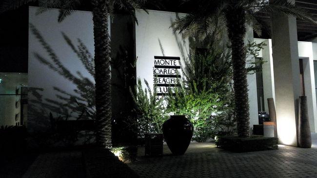 Abudhabi Club Clubhouse Drinks Lounge Loungebar Montecarlobeachclub Night Nightphotography Outside