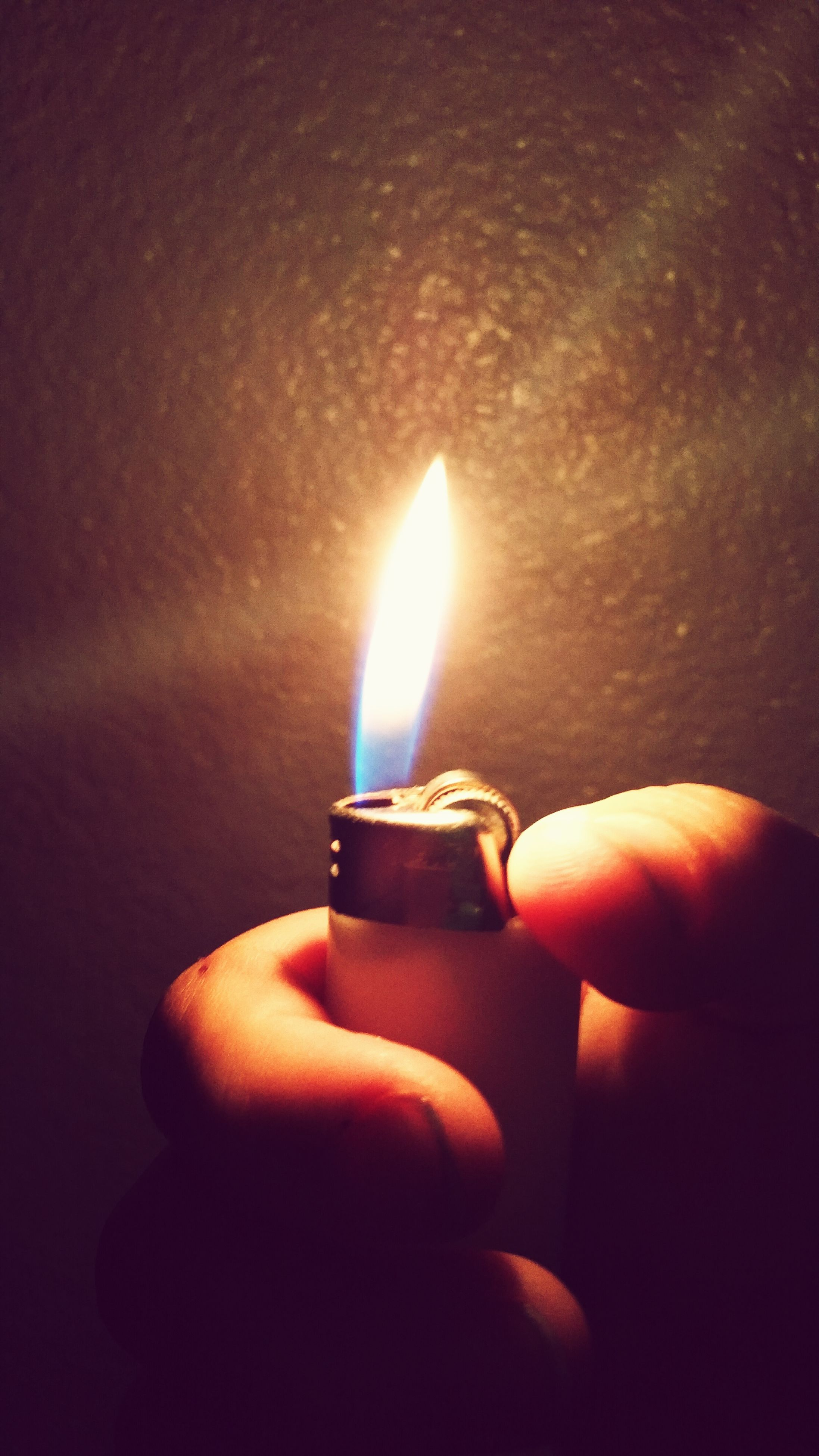 indoors, person, burning, part of, holding, flame, close-up, human finger, heat - temperature, cropped, fire - natural phenomenon, candle, glowing, lit, single object, illuminated, personal perspective