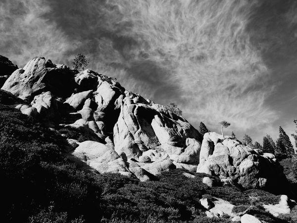 Boulders in Lake Tahoe, CA Tahoe Laketahoe Lake Tahoe Hiking Hikingadventures CAStateParks Boulders Trail
