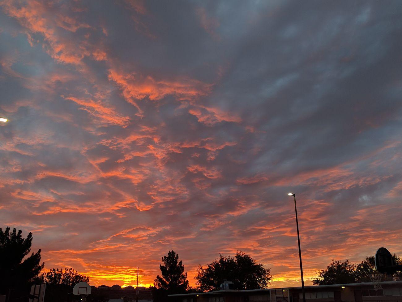 Color Palette sunrise