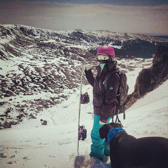 Beartooth Snowboard Montana