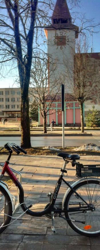 Lithuania Naujoji Akmene Tower Hdr_Collection