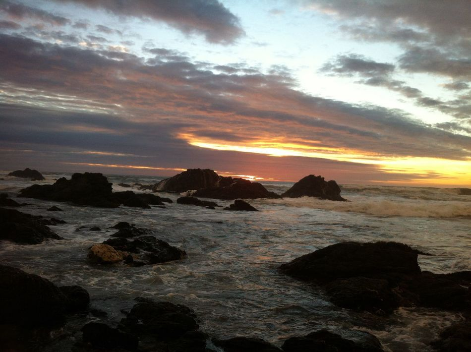 Sea Sky Sunset Lovethatview