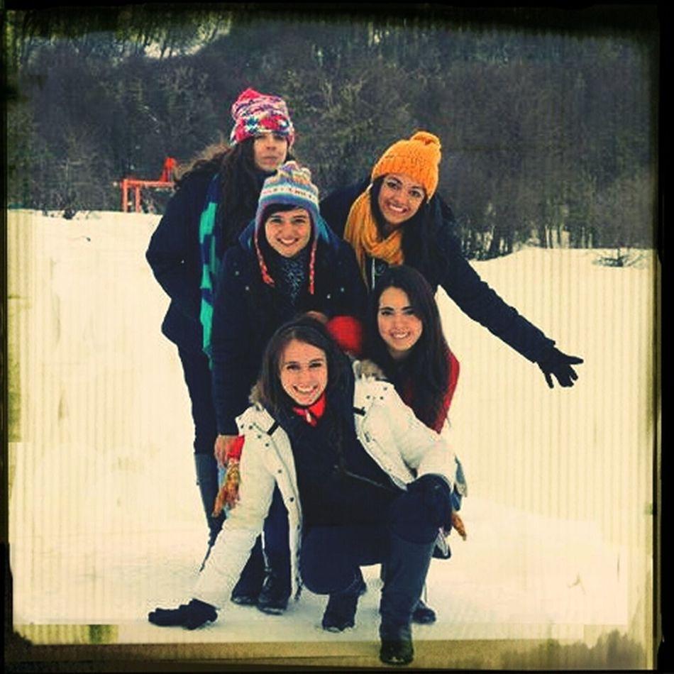 Roomies Pictureoftheday En La Nieve! LasQuiero*