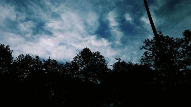 Sky Summer Nature Cloud