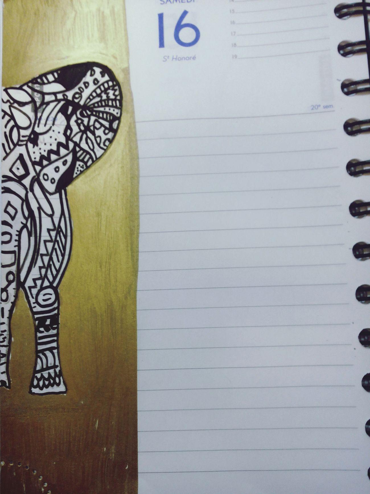 Drawing Elefunk 16Mai