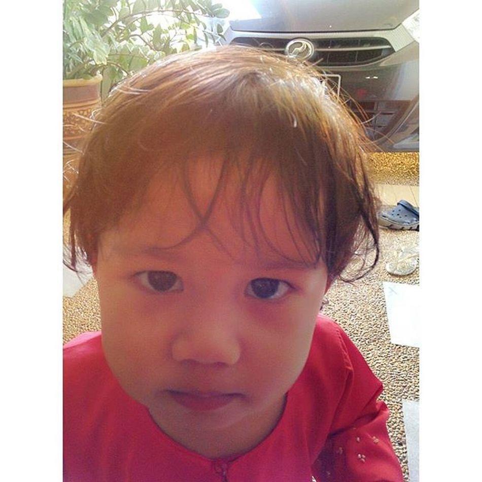Budak paling seronok pagi raya Pagiraya Harirayaaidulfitri Fatimahnursofyea Nexus5photography Mixcamera360 Eidmubarak2015 InstaFitApp