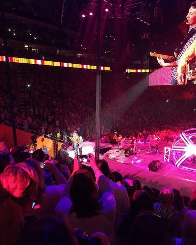 Garth Brooks World Tour. Knoxville, TN. 2015.5.30 Concert Garthbrooks GarthinKnoxville
