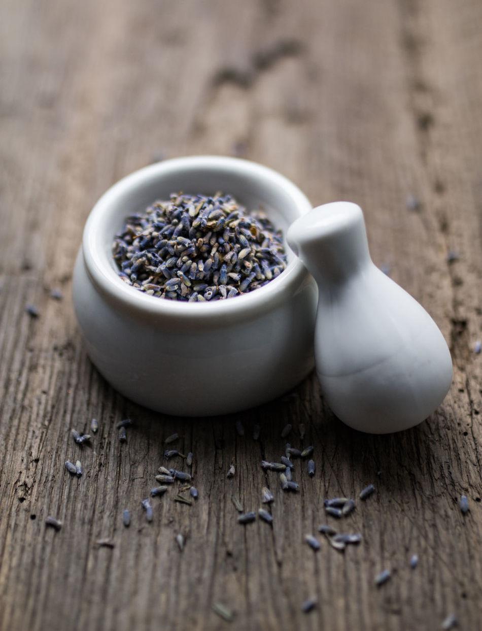 Beautiful stock photos of medizin, Ceramics, Close-Up, Dried Food, Dried Lavender