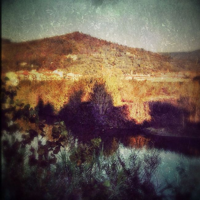 Arno River near Le Sieci NEM Landscapes IPhoneography Artofmob Shootermag NEM GoodKarma Getting Inspired
