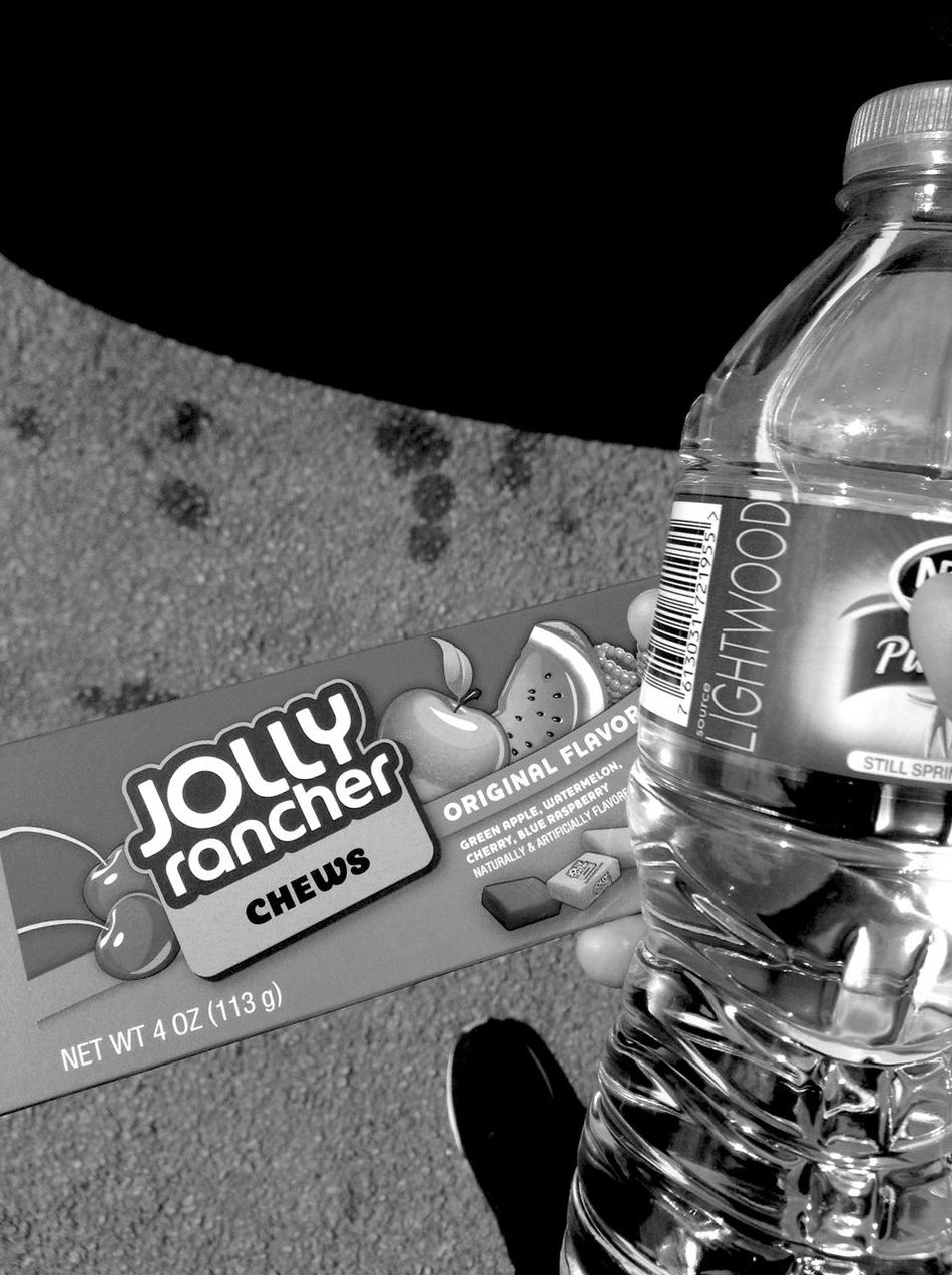 Jolly Rancher Black And White First Eyeem Photo