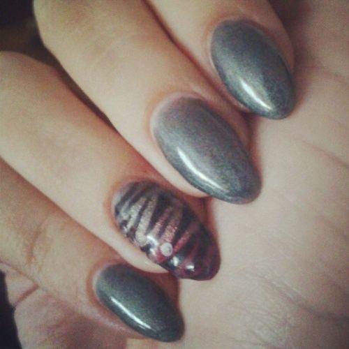 Uñas de invierno Naildesign Nailart  Naildeco Color gellac cosmonails nails