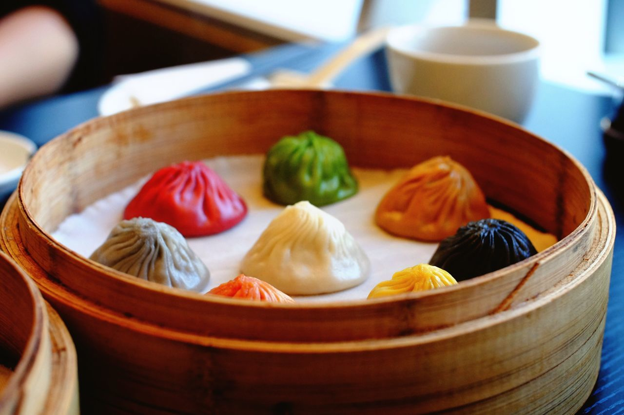 Beautiful stock photos of shanghai, Bento Box, Chinese Dumpling, Chinese Food, Close-Up