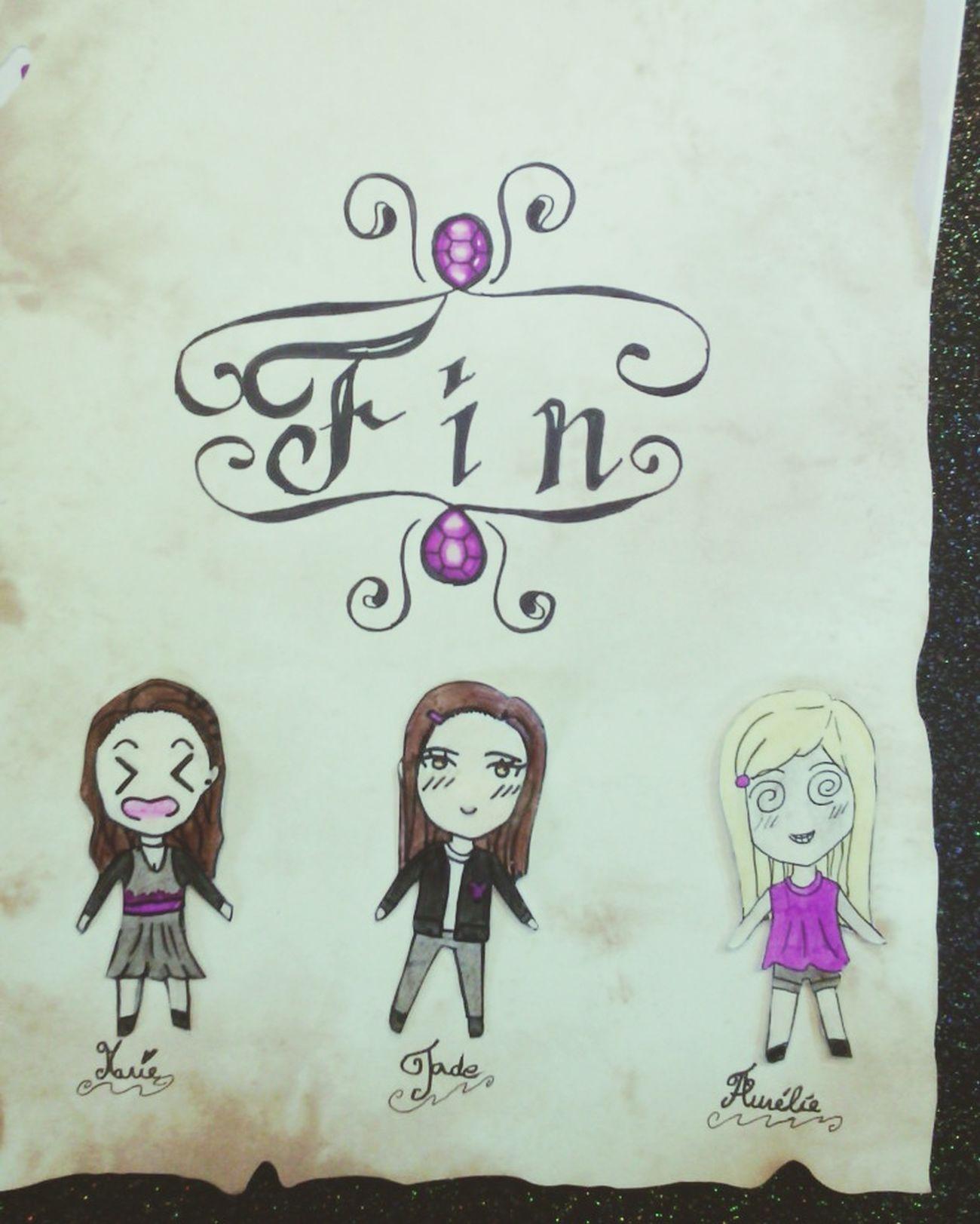 Dessin Drawing Chibi T.P.E