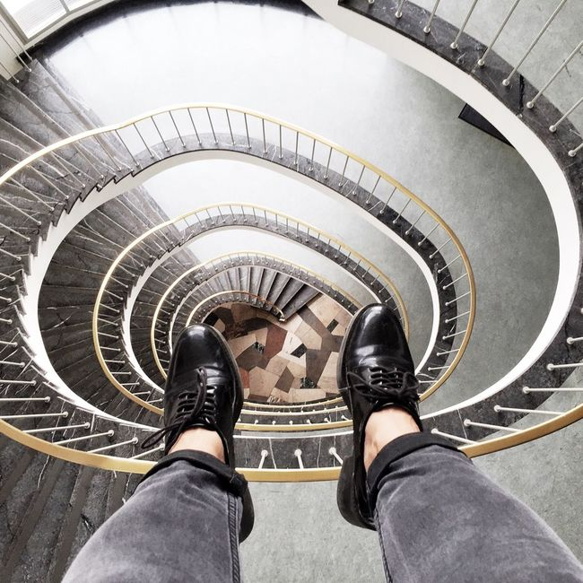 EyeEm Deutschland EyeEm Best Shots Urban Geometry The World Needs More Spiral Staircases AMPt Community