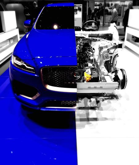 Double Face JAGUAR Supercar Car Ginevra Motorshow EyeEm Best Shots WOW Race Racing Good Swiss