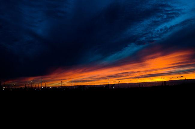 Beauty In Nature Cloud Cloud - Sky Cloudy Dark Dramatic Sky EyeEm Nature Lover Heist Aan Zee Heist-aan-zee Hidden Gems  Idyllic Landscape Majestic Moody Sky Nature Orange Color Outline Overcast Scenics Silhouette Sky Sunset Tranquil Scene Tranquility Weather
