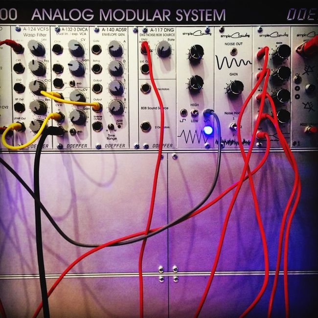 Audio Studio Modular Synthesizer