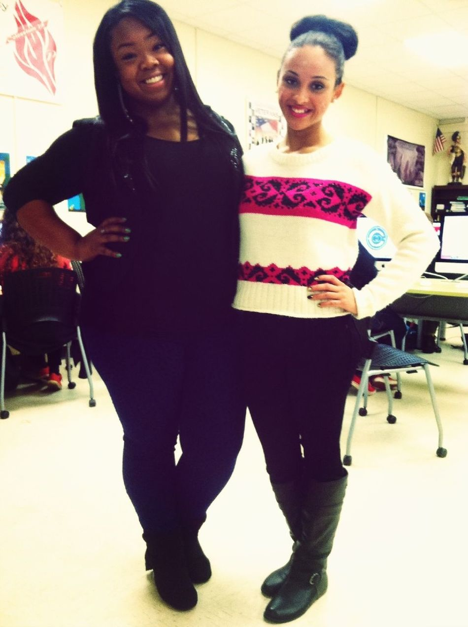 Me & Mariah :)