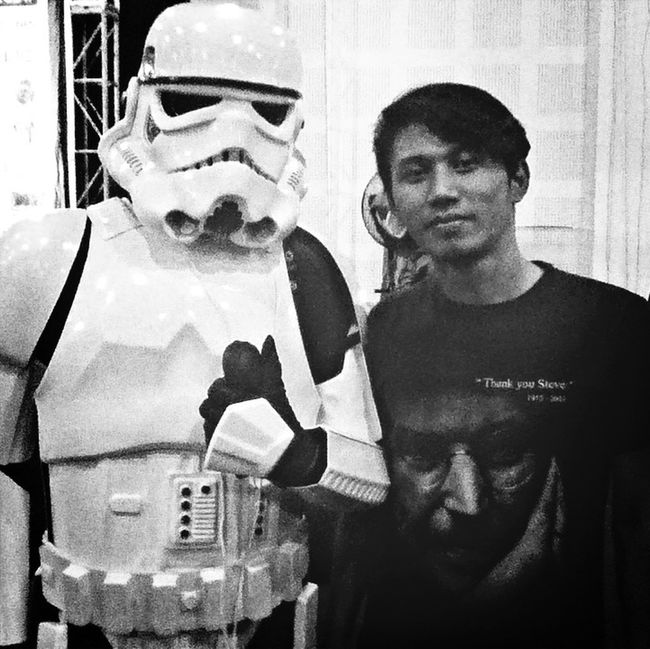 Battleofthetoys2014 Cosplay Deadthrooper Starwars