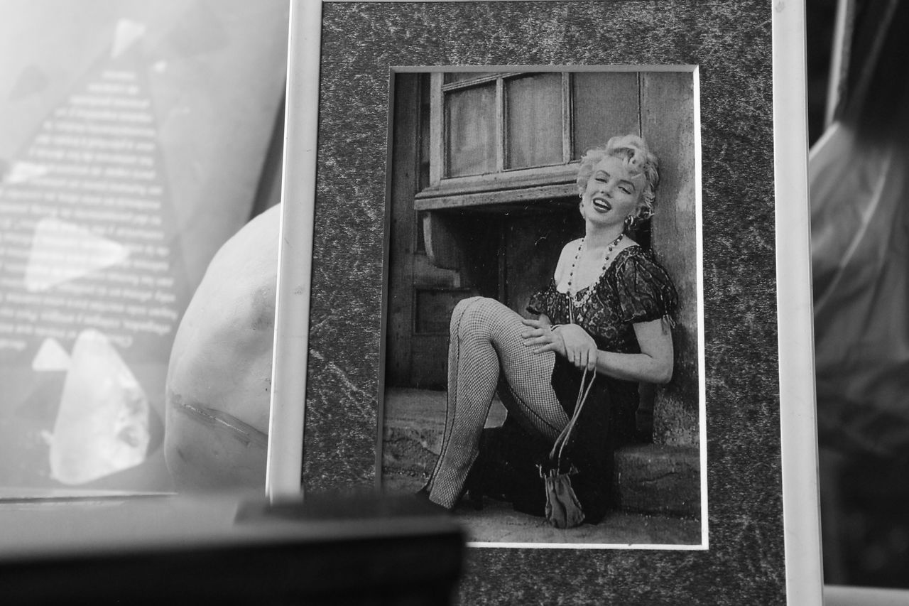 Actress Beauty Beutiful  Girl Marilyn Monroe Old Picture Picture Of The Day First Eyeem Photo