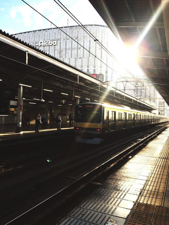 AKB 出勤途中 Tokyo,Japan 秋葉原