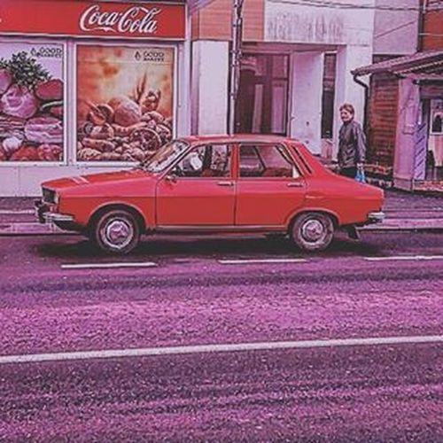 Dacia Colibasi UAP Romania Pitesti 1300 Oldcar Vintage Ourpride Red Renault Made