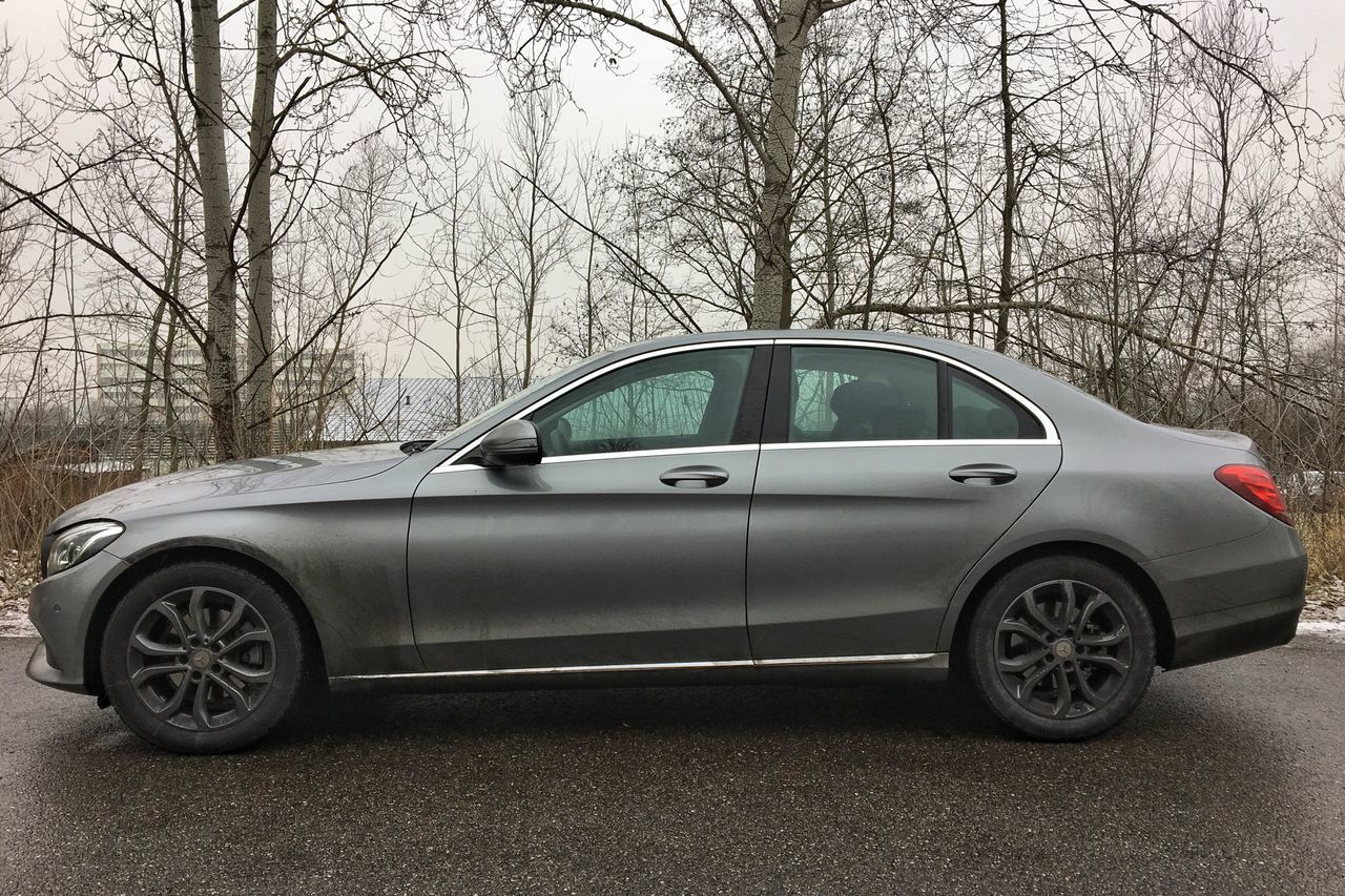 …and this #C220 from Eschborn ⇢ Germersheim. Done!