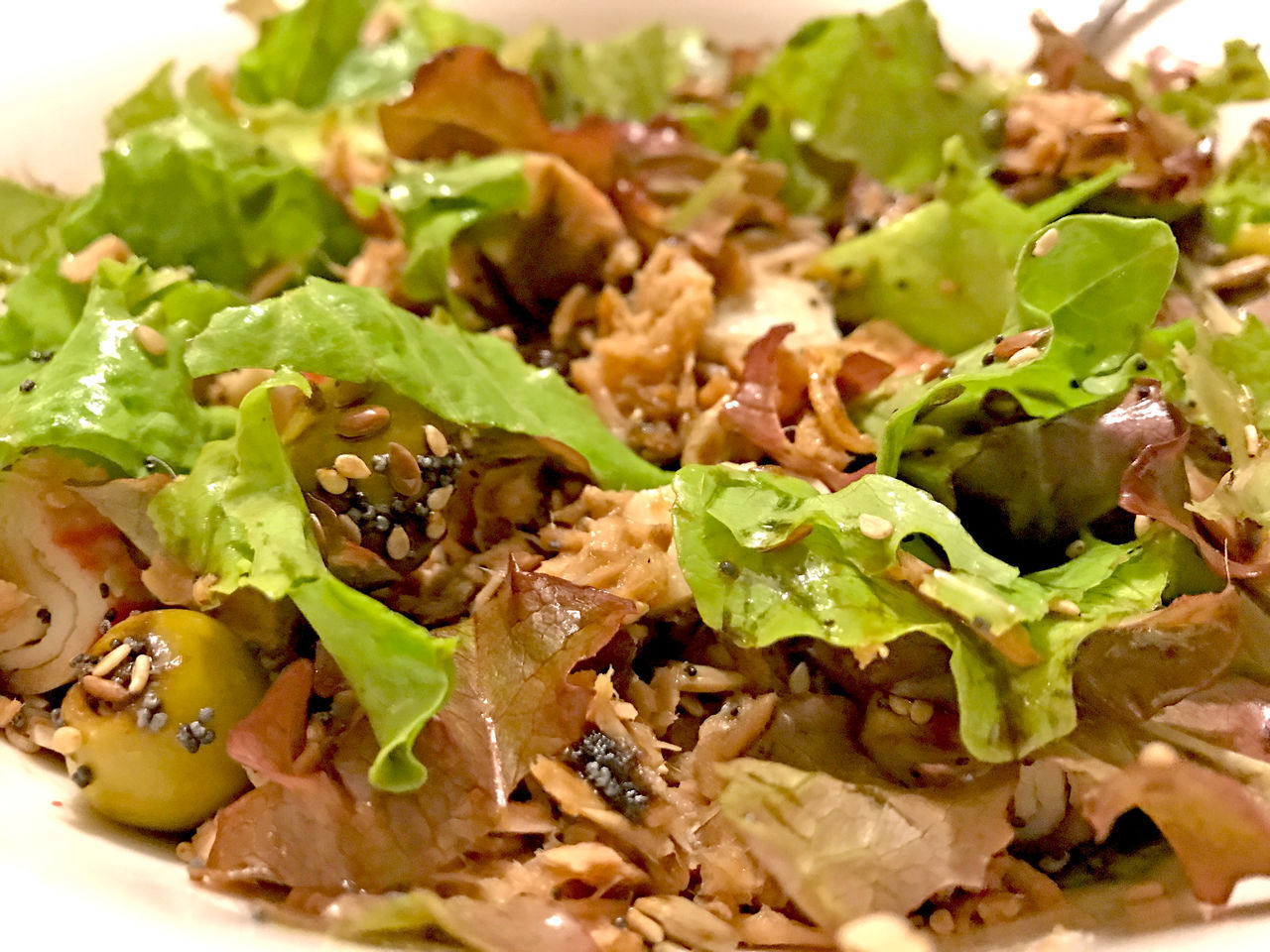food and drink, food, freshness, healthy eating, close-up, ready-to-eat, no people, salad, indoors, serving size, leaf, day