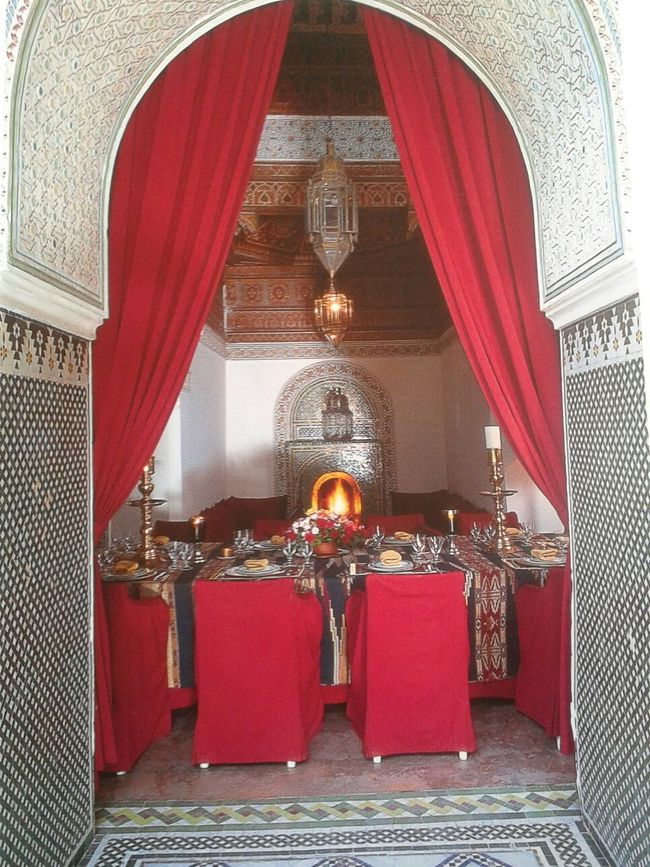 Marrakech Marrakech Morocco Marrakesh Red Design Interior Design Beautiful Maroc Ryad Life Lifestyle First Eyeem Photo