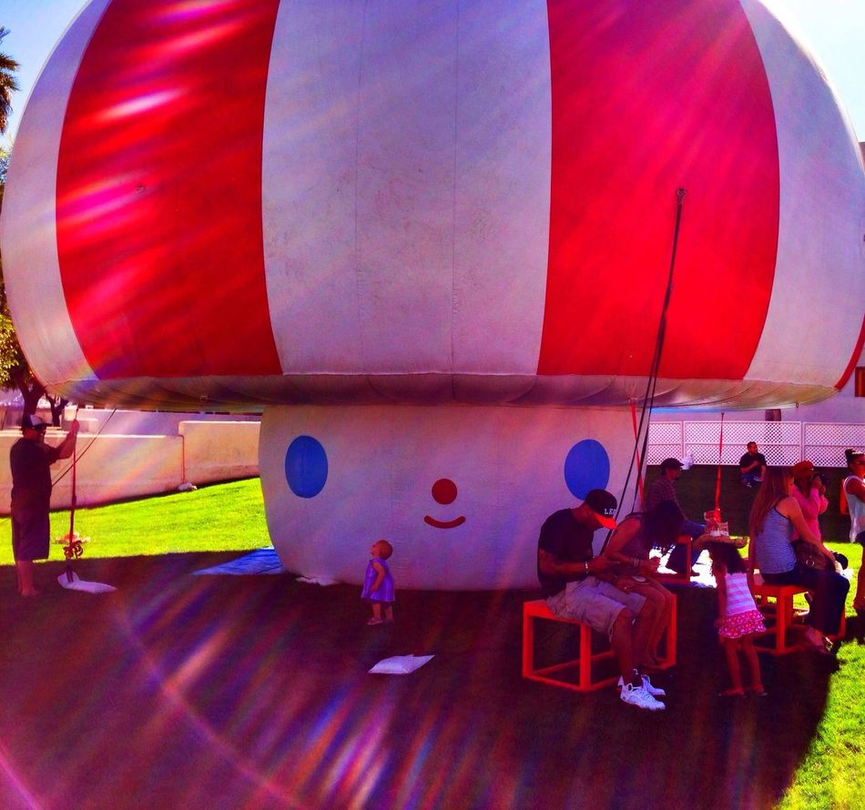 Great time with Scottsdale Public Art at the Scottsdale Arts Festival and Friendswithyou  IPhoneography