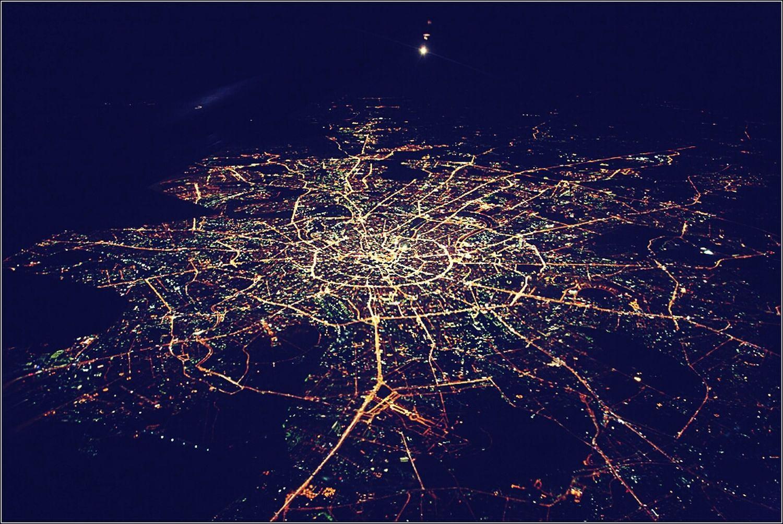 Moscow City Butiful City