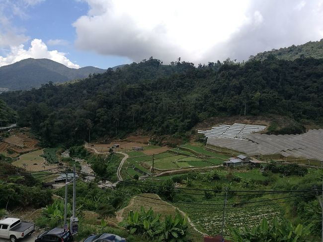 Landscape Nature Cloud - Sky Outdoors Beauty In Nature Cameronhighlands Malaysia