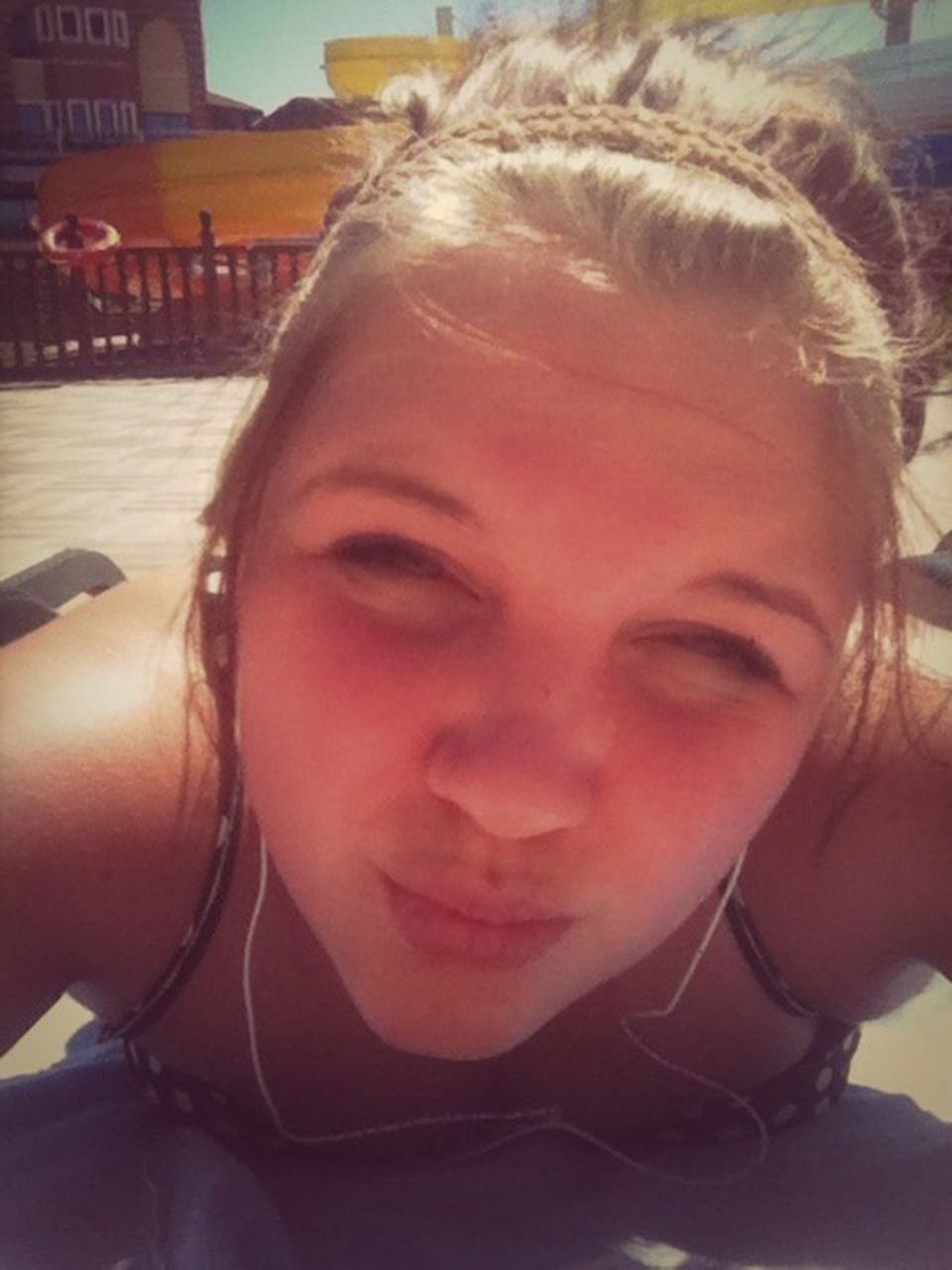 Chilling In The Sun