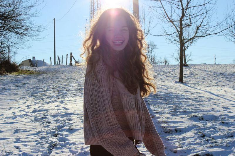 Showcase: December Snow Happy Me