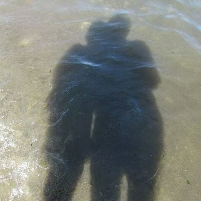 ❤😍😘😻💞Mommyandson Treasured Moments Water Shadow Love Amothersheart Myson Alovelikenoother Mybaby